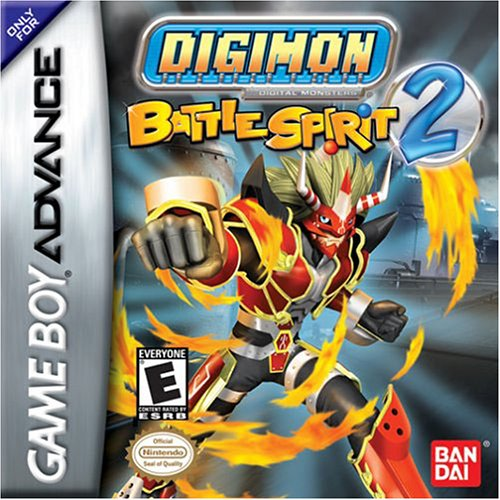 Digimon BattleSpirit 2
