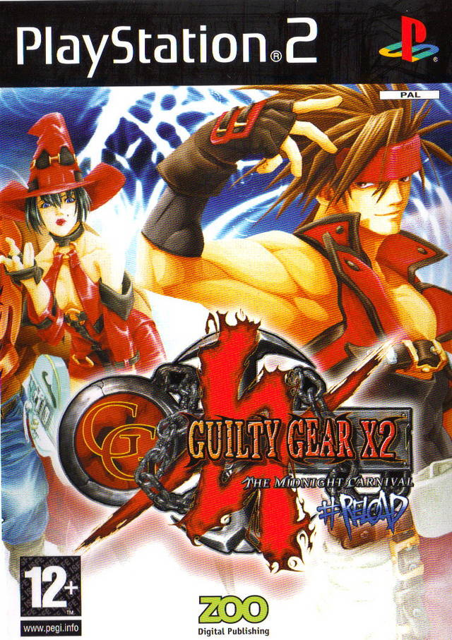 Guilty Gear XX #Reload