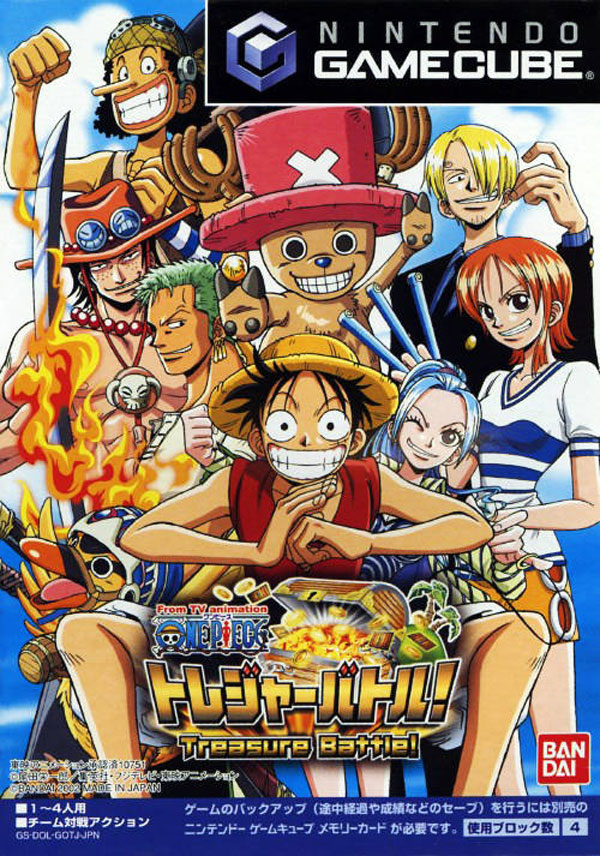 One Piece Treasure Battle