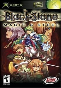 Black Stone Magic & Steel