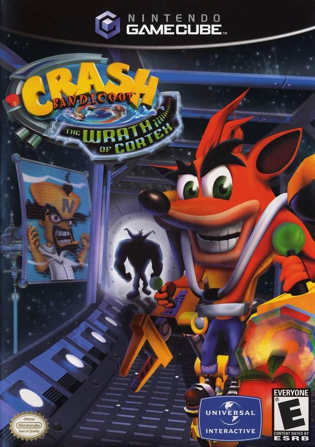Crash Bandicoot: Wrath of Cortex