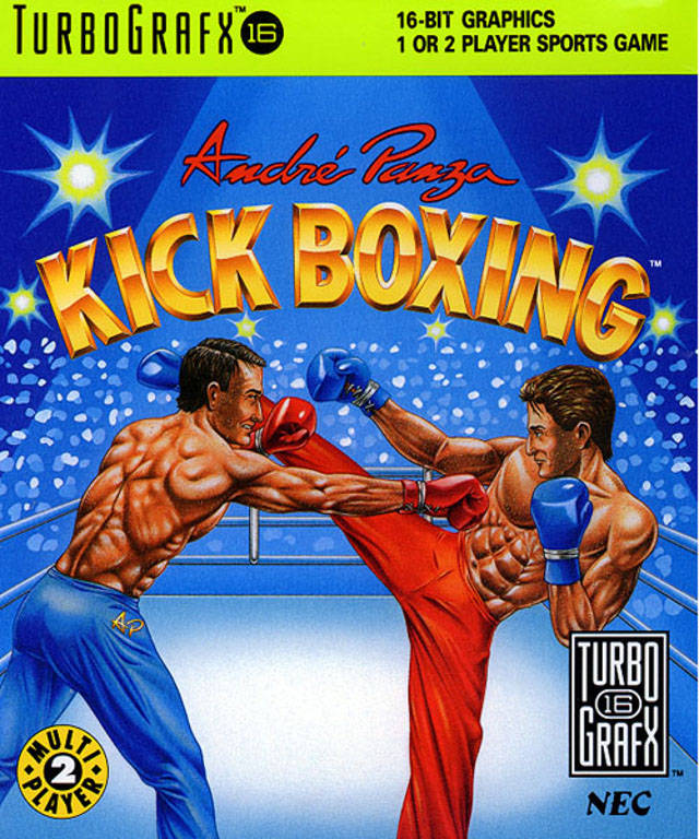 Andre Panza Kickboxing
