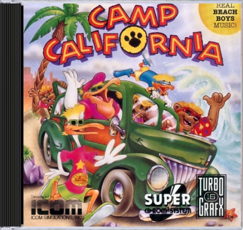 Camp California Super CD