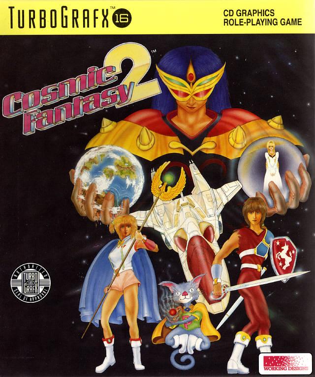 Cosmic Fantasy 2 CD