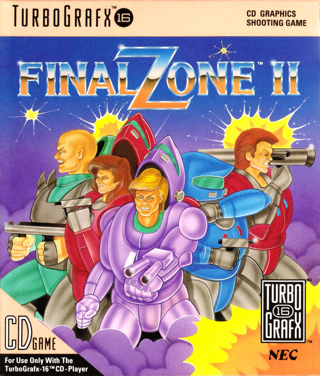 Final Zone II CD