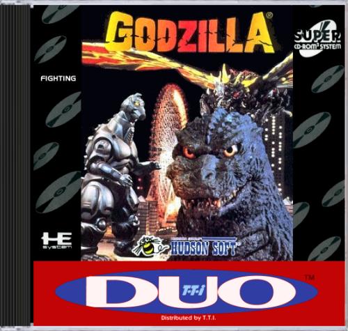 Godzilla Super CD