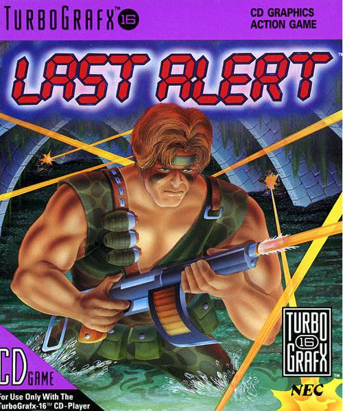 Last Alert CD