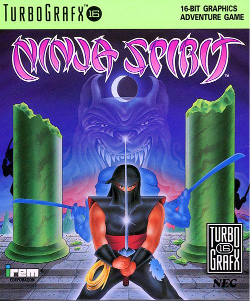 Ninja Spirit