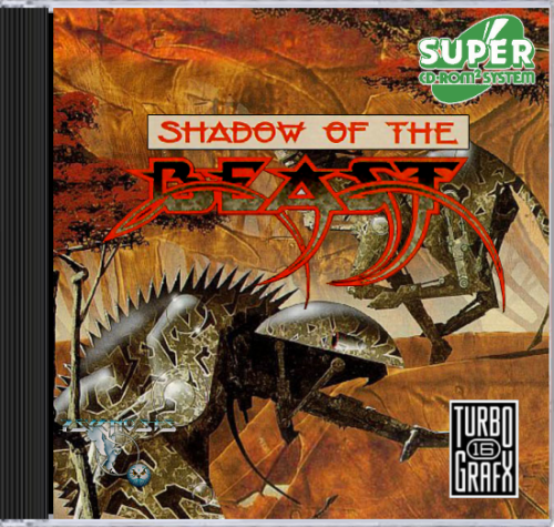Shadow of the Beast Super CD-ROM2