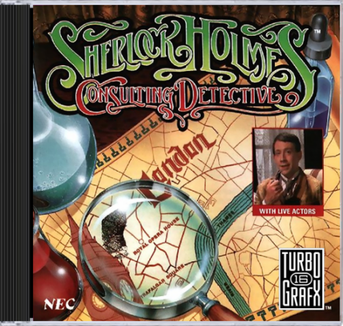 Sherlock Holmes: Consulting Detective CD