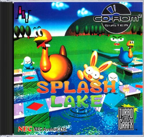 Splash Lake Super CD-ROM 2