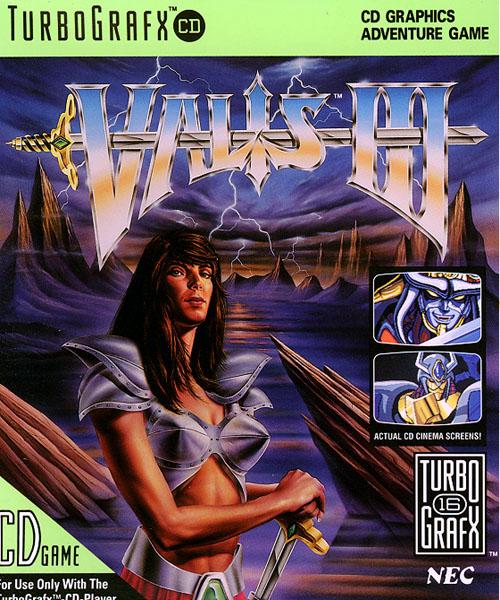 Valis III CD