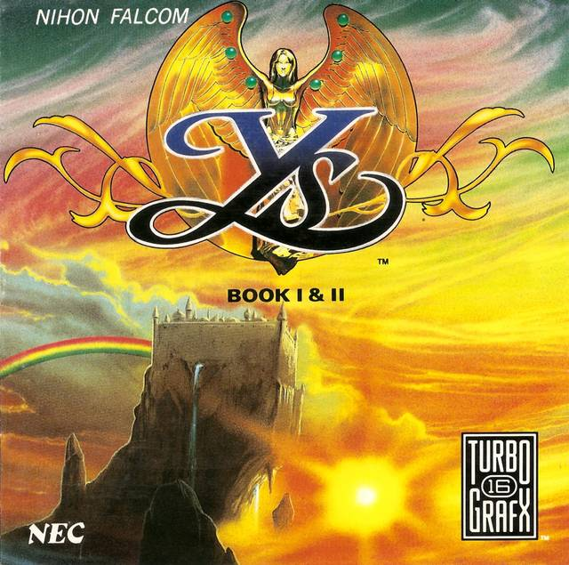 Ys Book I & II CD