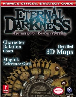 Eternal Darkness Official Strategy Guide