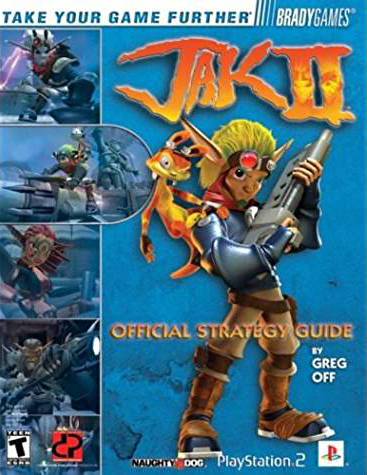 Jak II Strategy Official Guide