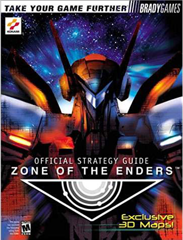 Zone of the Enders Official Strategy Guide