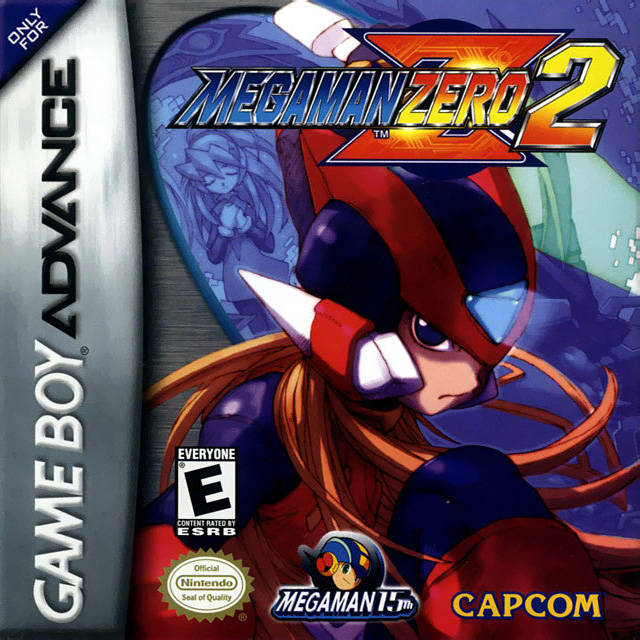 Mega Man Zero 2 Official Strategy Guide
