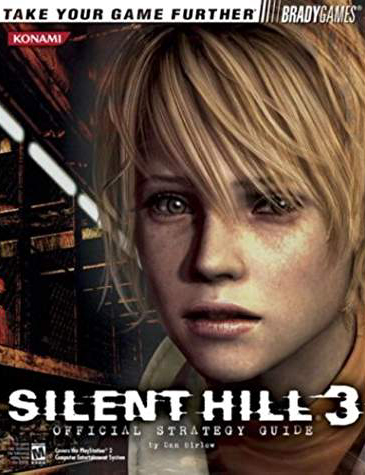 Silent Hill 3 Official Strategy Guide