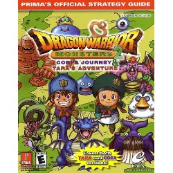 Dragon Warrior Monsters 2 Official Strategy Guide