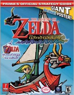 Legend of Zelda: The Windwaker Official Strategy Guide