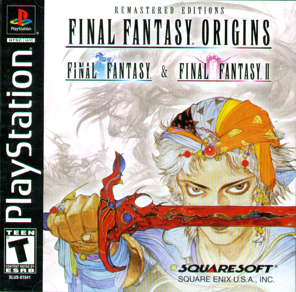 Final Fantasy I & II Premium Package