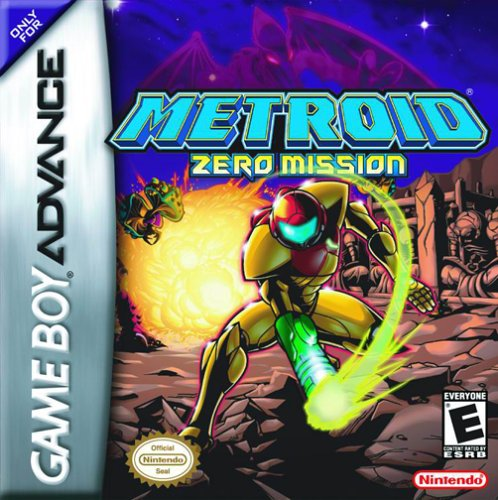Metroid Zero Mission Official Strategy Guide