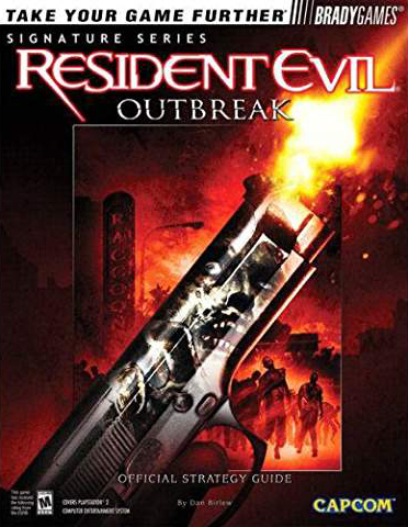 Resident Evil Outbreak Official Strategy Guide