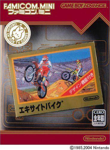 Excite Bike: Famicom-Mini