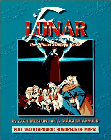 Lunar 2: Eternal Blue: The Offical Strategy Guide