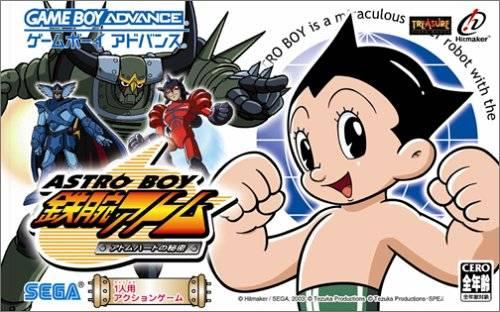 Astro Boy Tetsuwan Atom