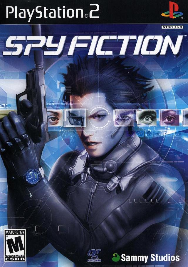 Spy Fiction