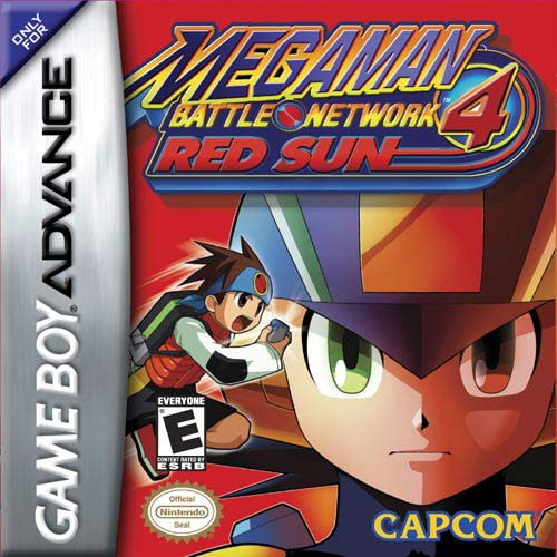 Mega Man Battle Network 4: Red Sun