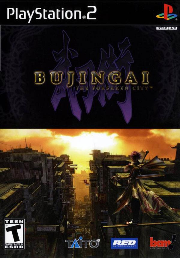 Bujingai: Forsaken City