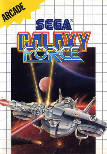 Galaxy Force