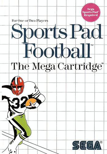 Sports Pad Football