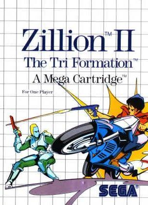 Zillion II: Tri-Formation