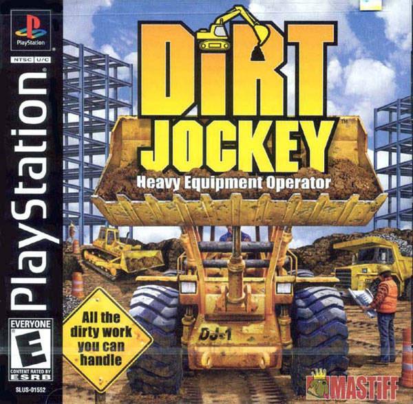 Dirt Jockey: Heavy Equipment Operator