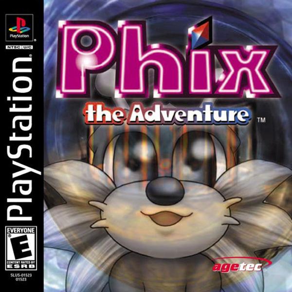 Phix: The Adventure