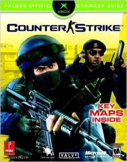 Counter Strike Prima's Official Strategy Guide