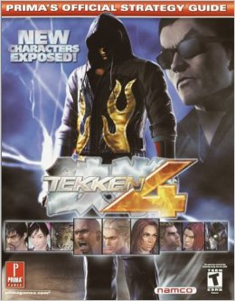 Tekken 4 Official Strategy Guide