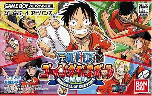 One Piece Going Baseball