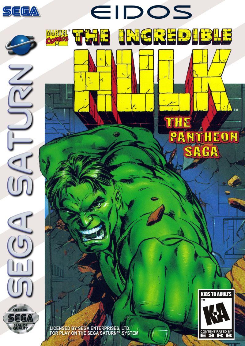 Incredible Hulk: The Pantheon Saga