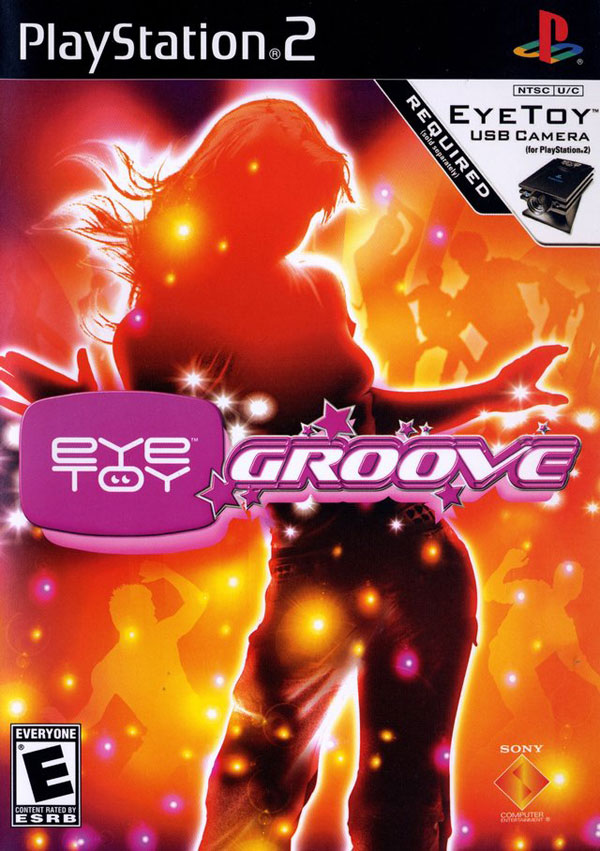 Eye Toy Groove