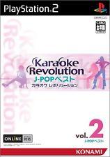 Karaoke Revolution J-Pop Best Vol 2