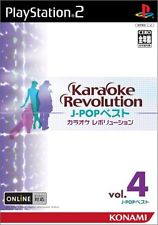 Karaoke Revolution J-Pop Best Vol 4
