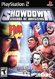 Legends Of Wrestling: Showdown