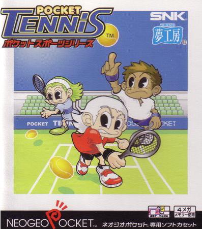 Pocket Tennis NeoGeo Pocket