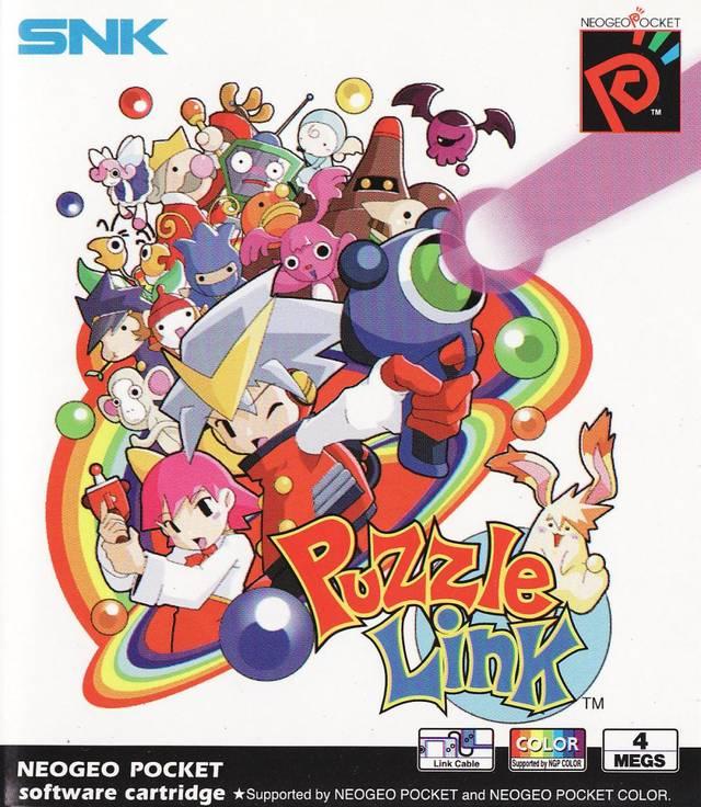 Puzzle Link NeoGeo Pocket Color