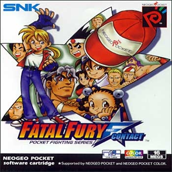 Fatal Fury: First Contact NeoGeo Pocket Color