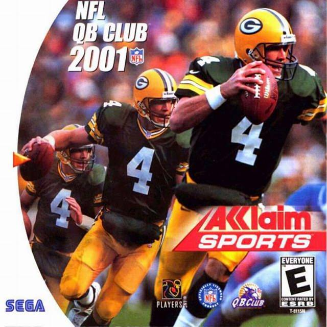 NFL Quarterback 2001